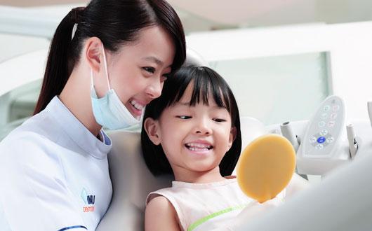 دندانپزشکی کودکان دکتر کبریایی یزد