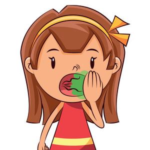 بوی بد دهان در کودکان-دکتر کبریایی.دندانپزشکی کودکان در یزد