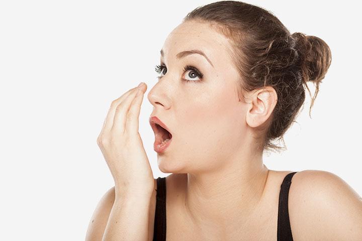 Bad-Breath , بوی بد دهان,درمان بوی بد دهان