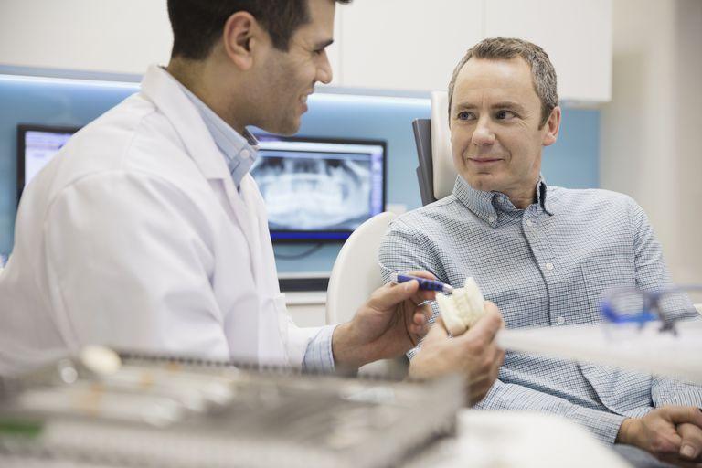 dentist,گفتگو با دندانپزشک