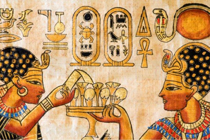 قبل از اختراع خمیردندان,ancient egyptian,