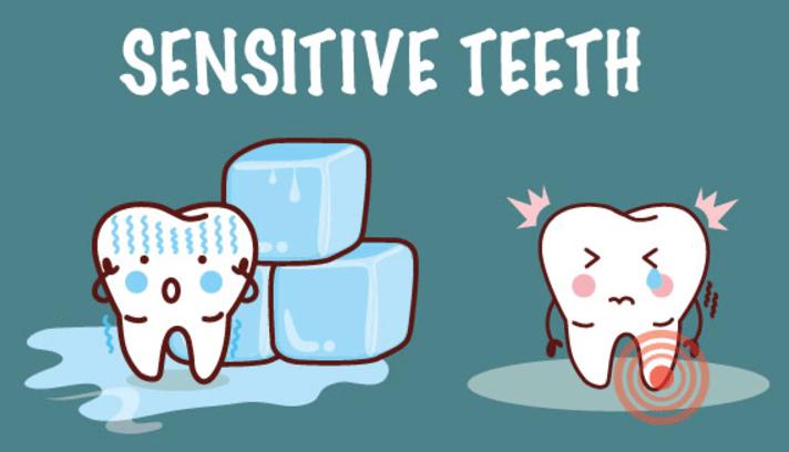 علت و درمان حساسیت دندان,sensitive-teeth,حساسیت دندان