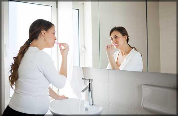 اثر حاملگی بر دندانها,pregnancy effect on teeth,دندان درد در بارداری,