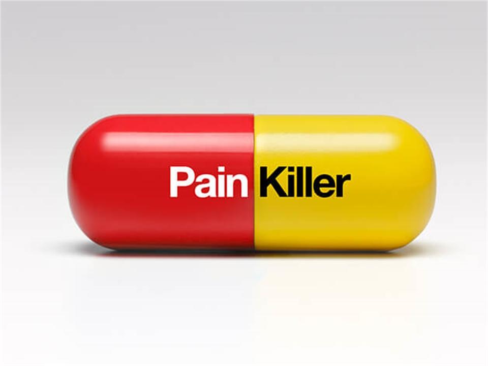 مسکن برای دندان درد,pain killer