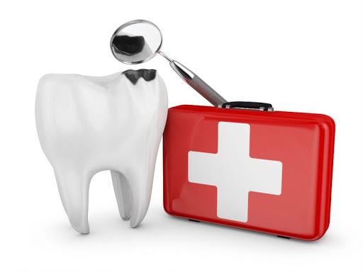 جعبه کمکهای اولیه برای دنـدان ها,dental first aid kit