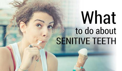 چرا دندان ها حساس می شوند,sensitive-teeth