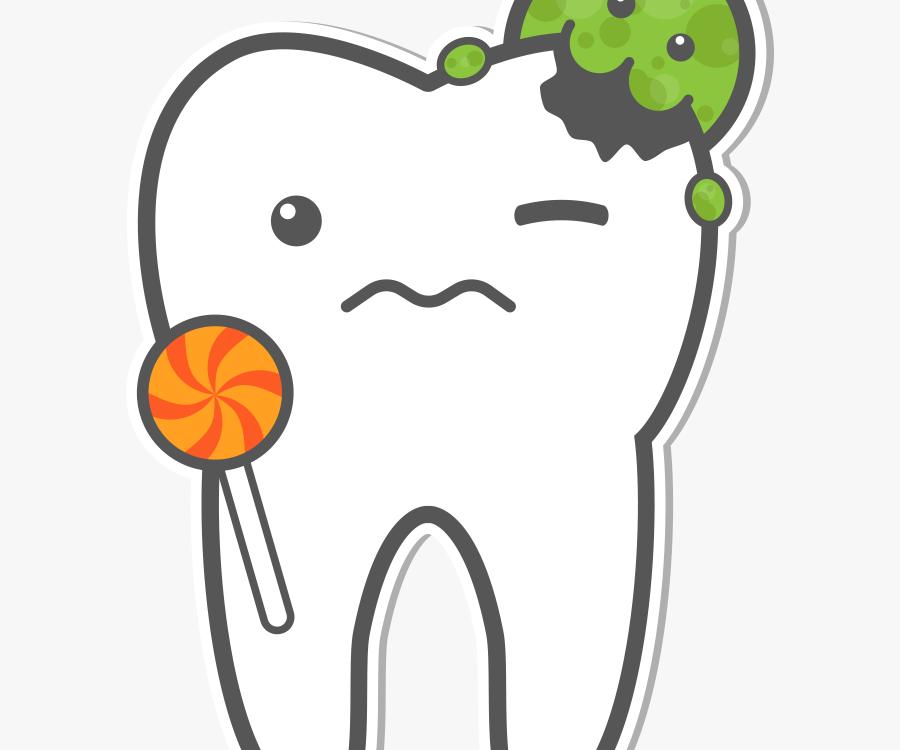 خرابی دندان های کودکان,tooth-decay