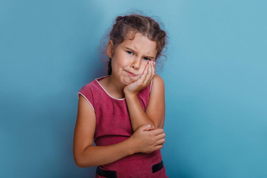 دندان درد کودک و درمان خانگی,child-toothache